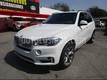 BMW X5 xDrive50iA Excellence usado (2017) color Blanco precio $649,000