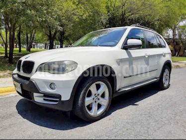 BMW X5 3.0Si Premium usado (2009) color Blanco precio $185,000