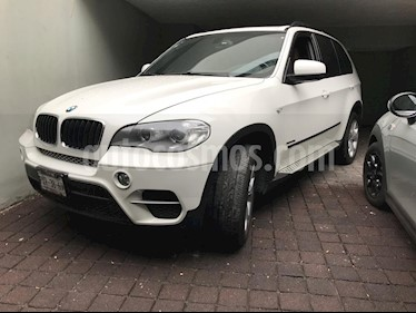 BMW X5 xDrive 35ia M Sport 7 Asientos usado (2013) color Blanco precio $330,000