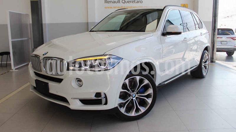 BMW X5 xDrive50iA Excellence usado (2016) color Blanco precio $565,000