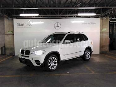 BMW X5 xDrive 35ia Premium  usado (2013) color Blanco precio $319,000