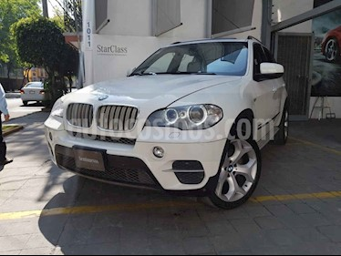 BMW X5 xDrive 50ia M Sport usado (2011) color Blanco precio $305,000