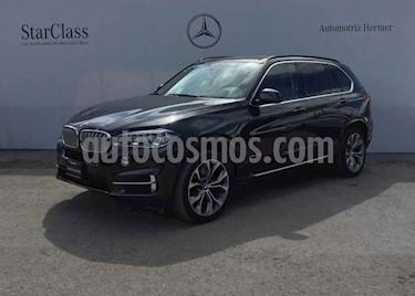 BMW X5 5p xDrive 50i Excellence V8/4.4/T Aut usado (2017) color Gris precio $896,900