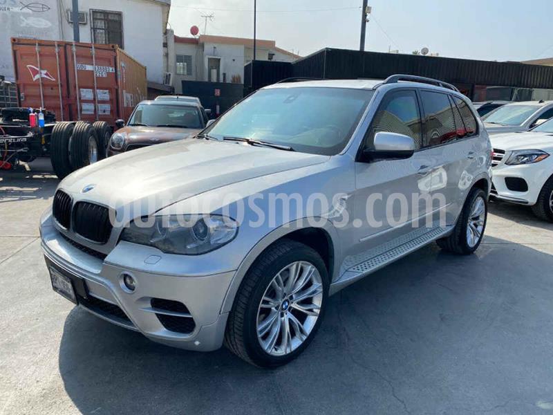 BMW X5 xDrive35iA usado (2013) color Plata precio $619,800
