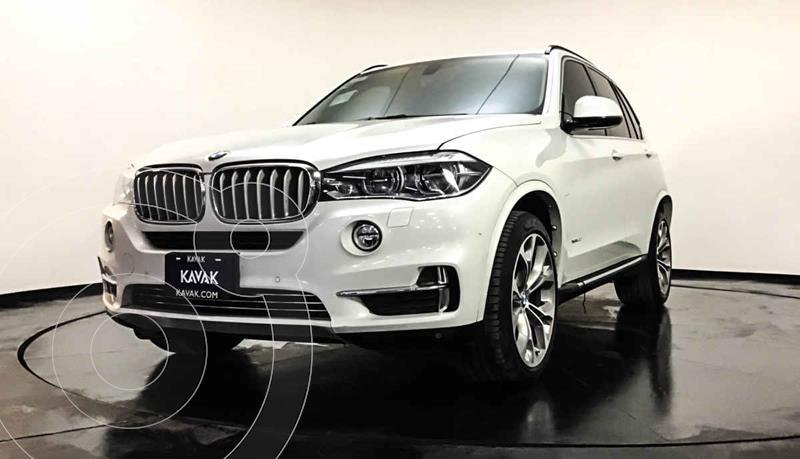 BMW X5 xDrive35iA Excellence usado (2018) color Blanco precio $742,999