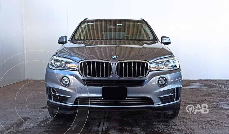 BMW X5 xDrive50iA Excellence usado (2014) color Gris precio $900,000