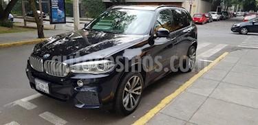 BMW X5 xDrive50iA M Sport usado (2016) color Azul precio $589,000