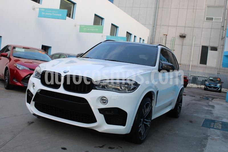BMW X5 M50i usado (2016) color Blanco precio $899,000