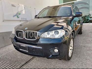 BMW X5 5p xDrive 35iA M Sport aut usado (2011) color Azul precio $310,000