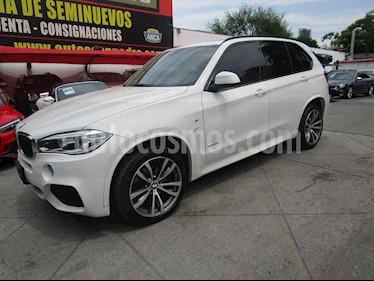 BMW X5 xDrive35iA M Sport usado (2017) color Blanco precio $699,000