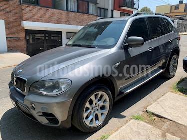 BMW X5 3.0si Premium 7 Asientos usado (2012) color Gris Space precio $268,000