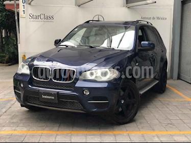 BMW X5 xDrive35iA M Sport usado (2013) color Azul precio $315,000