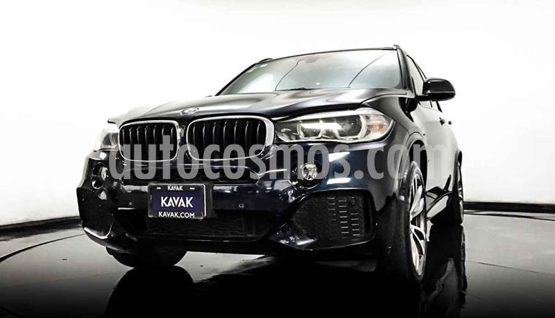 BMW X5 xDrive 35ia M Sport usado (2015) color Azul precio $552,999