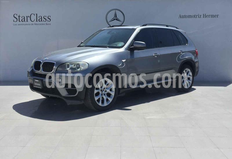 BMW X5 xDrive 35ia Premium  usado (2012) color Gris precio $299,900
