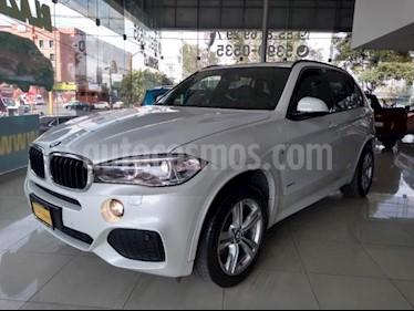 foto BMW X5 5P 35I M SPORT L6 306 HP TA 5 PAS. usado (2016) color Blanco precio $560,000