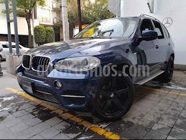 BMW X5 5p X5 xDrive35iA M Sport Aut usado (2013) color Azul precio $345,000