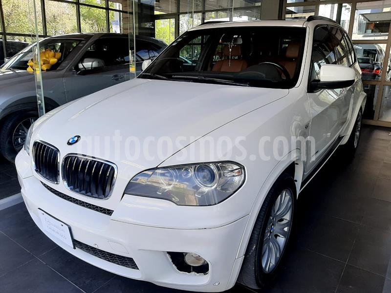 BMW X5 4.8i M Sport usado (2013) color Blanco precio $239,000