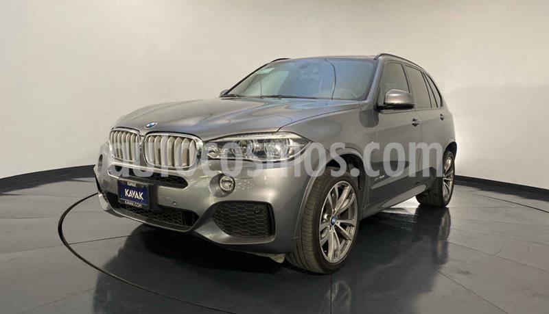 BMW X5 xDrive50iA M Sport usado (2017) color Gris precio $764,999