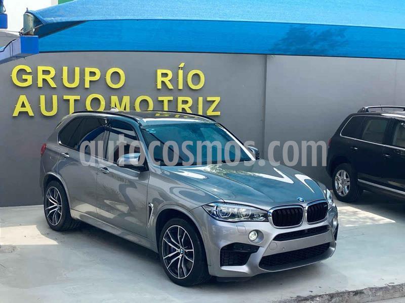 BMW X5 4.4ia usado (2018) color Gris precio $1,190,000