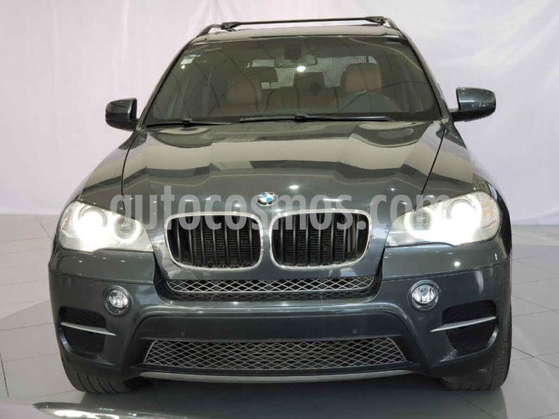 BMW X5 5p X5 xDrive35iA Ed Sport Aut usado (2013) color Gris precio $350,000