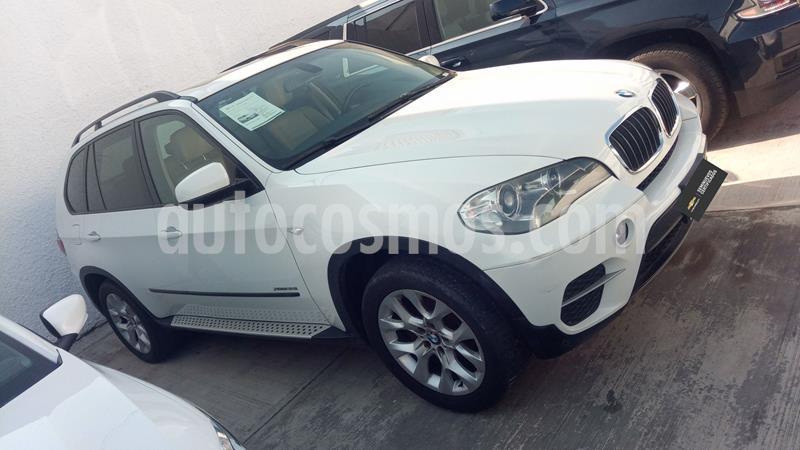 BMW X5 xDrive 35ia  usado (2013) color Blanco precio $300,000