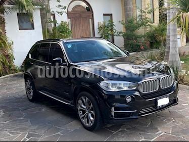 BMW X5 xDrive50iA Excellence usado (2014) color Negro Zafiro precio $440,000