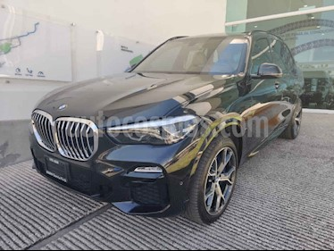 BMW X5 5p sDrive 40i M Sport L6/3.0/T Aut usado (2019) color Negro precio $1,185,000