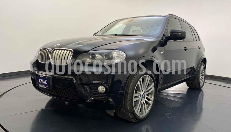 BMW X5 xDrive 50ia M Sport usado (2013) color Negro precio $409,999