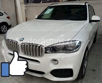 BMW X5 xDrive 50ia M Sport usado (2018) color Blanco precio $880,000