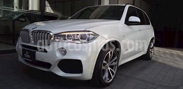 BMW X5 xDrive50iA M Sport usado (2016) color Blanco precio $649,000