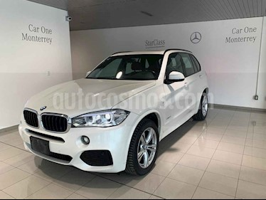 BMW X5 xDrive35iA M Sport usado (2015) color Blanco precio $550,000