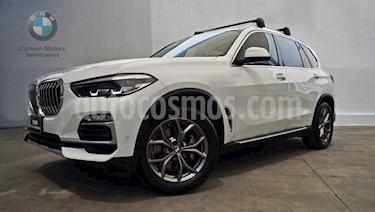 BMW X5 5p xDrive40iA X Line usado (2020) color Blanco precio $1,050,000