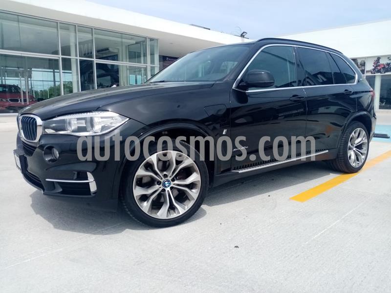 BMW X5 xDrive45e (Hibrido Conectable) usado (2018) color Negro Zafiro precio $800,000