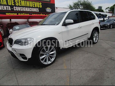 BMW X5 xDrive 35ia  usado (2011) color Blanco precio $260,000