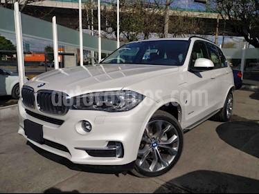 BMW X5 5p xDrive 40e Excellence Hibrido L4/2.0/T Aut usado (2018) color Blanco precio $900,000