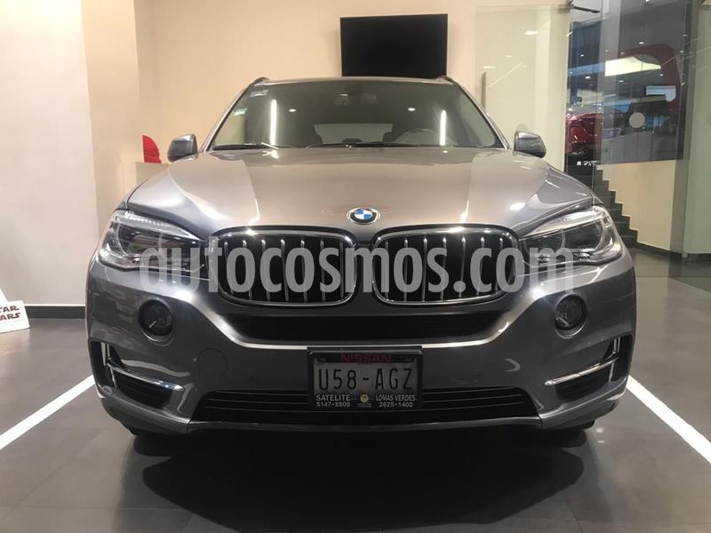 BMW X5 xDrive 35ia  usado (2016) color Plata Dorado precio $589,900
