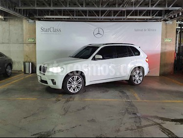 BMW X5 5p 4.4 xDrive50iA Edition Sport 7 Seater usado (2012) color Blanco precio $369,000