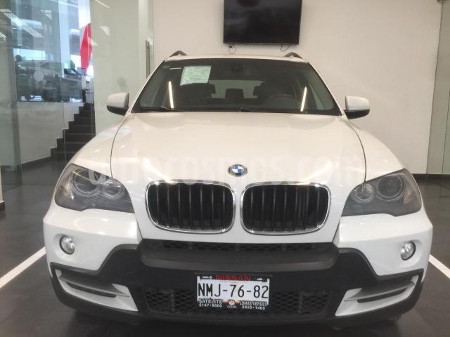 BMW X5 5P XDRIVE 35IA PREMIUM AUT L6 306 CP usado (2010) color Blanco precio $199,000
