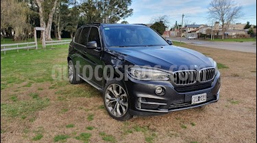 BMW X5 xDrive 35i Pure Excellence usado (2015) color Gris Sophisto precio u$s50.000