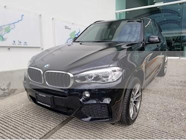Foto venta Auto usado BMW X5 xDrive 35ia M Sport (2018) color Negro Zafiro precio $925,000