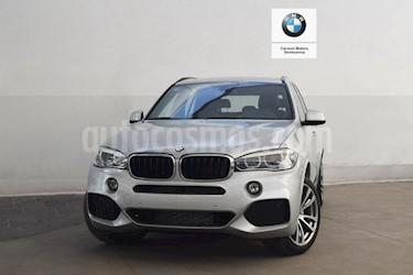 Foto venta Auto usado BMW X5 xDrive 35ia M Sport (2018) color Plata precio $1,025,000