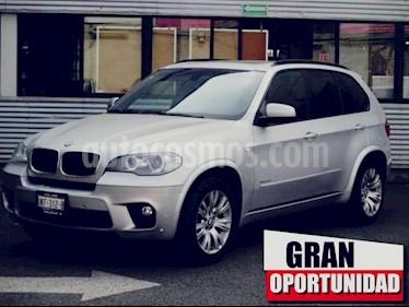 Foto venta Auto usado BMW X5 xDrive 35ia M Sport (2012) color Plata precio $333,000