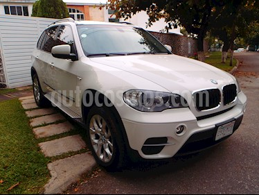 BMW X5 xDrive 35ia Premium usado (2013) color Blanco precio $299,000