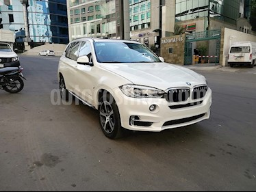 Foto venta Auto usado BMW X5 xDrive 40e Excellence (Hibrido) (2017) color Blanco Mineral precio $760,000