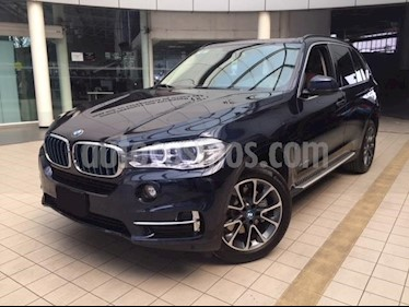 Foto venta Auto usado BMW X5 xDrive 40e Excellence (Hibrido) (2018) color Azul precio $950,000