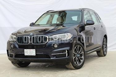 Foto venta Auto usado BMW X5 xDrive 40e Excellence (Hibrido) (2018) color Azul precio $999,999
