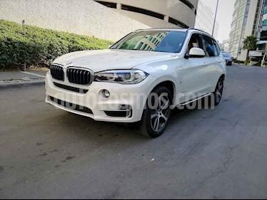 foto BMW X5 xDrive 40e Excellence (Híbrido) usado (2017) color Blanco precio $740,000
