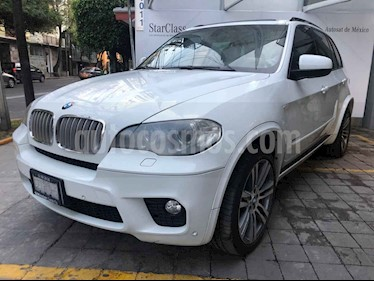 BMW X5 xDrive 50ia M Sport usado (2011) color Blanco precio $295,000
