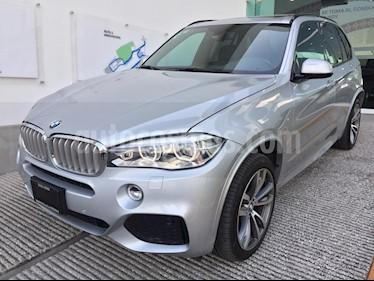 Foto venta Auto usado BMW X5 xDrive 50ia M Sport (2017) color Plata Titanium precio $865,000