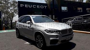 Foto venta Auto usado BMW X5 xDrive 50ia M Sport (2015) color Plata precio $599,000